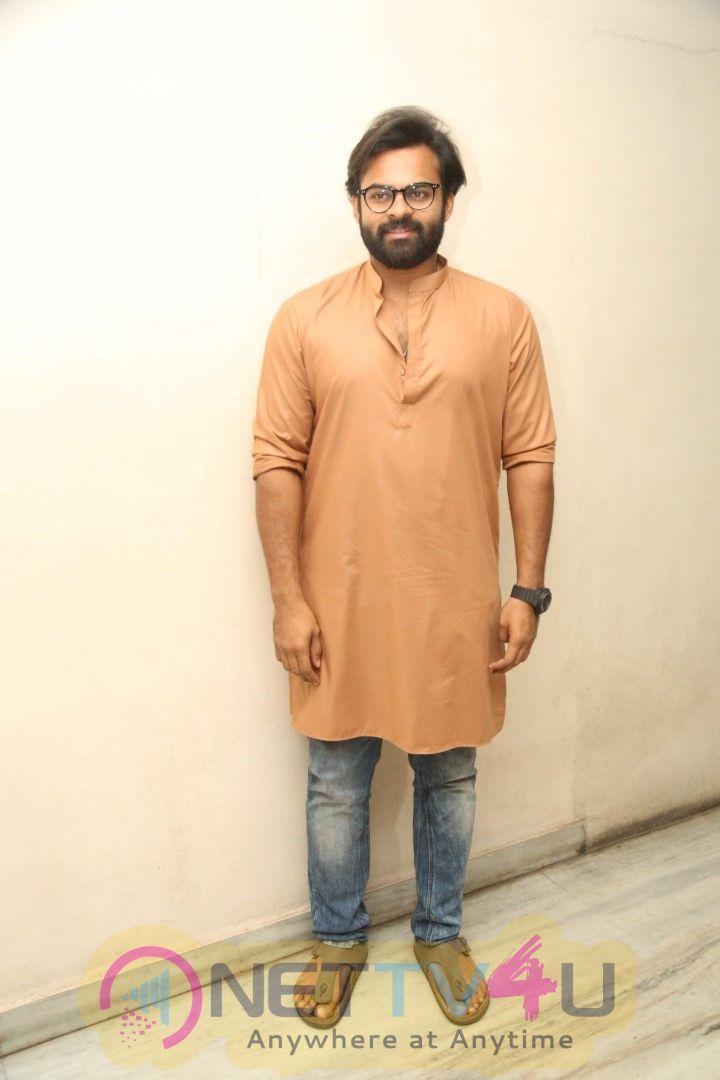 Tej I Love U  Movie Tralier Launch Beautiful Images Telugu Gallery