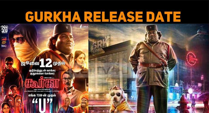 Gurkha Gets A Release Date!