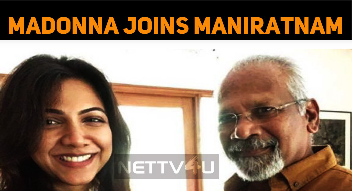 Madonna In Maniratnam Movie!