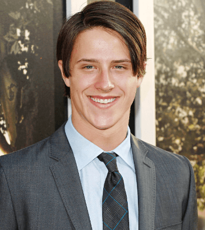 Shane Harper English Actor