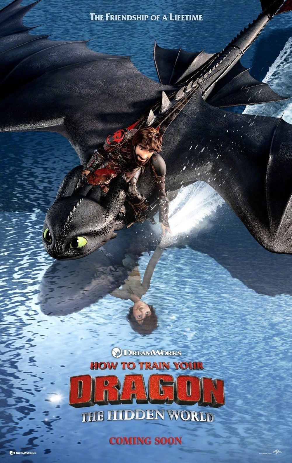 How To Train Your Dragon: The Hidden World Movie Review English Movie Review