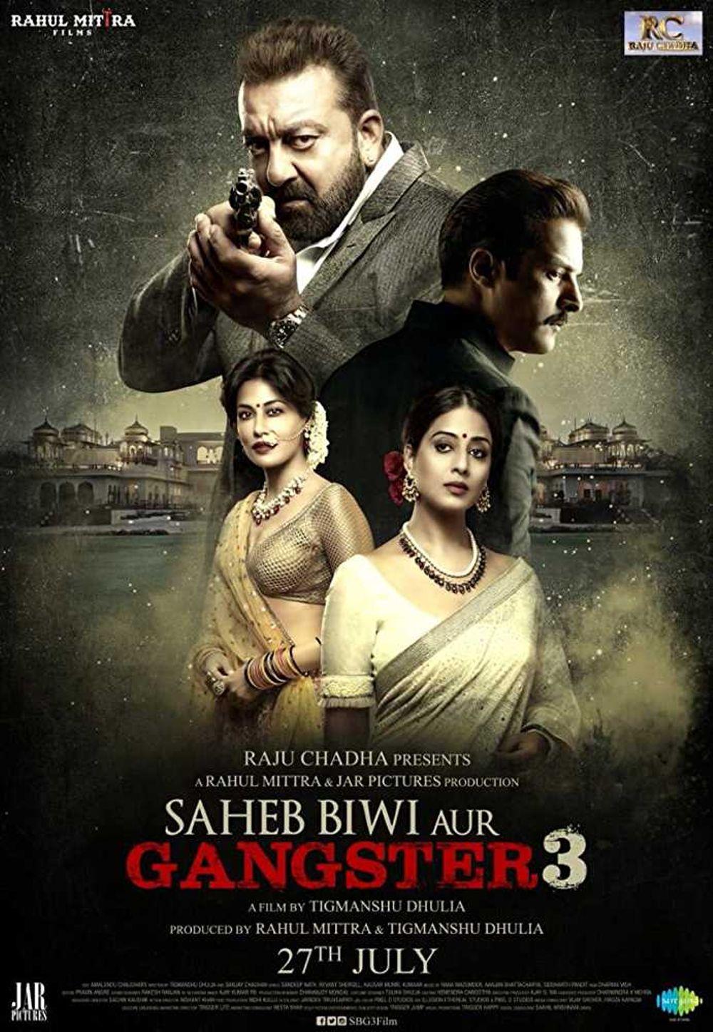 Saheb Biwi Aur Gangster 3 Movie Review