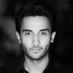Actor Rohan Mehra Hindi Actor