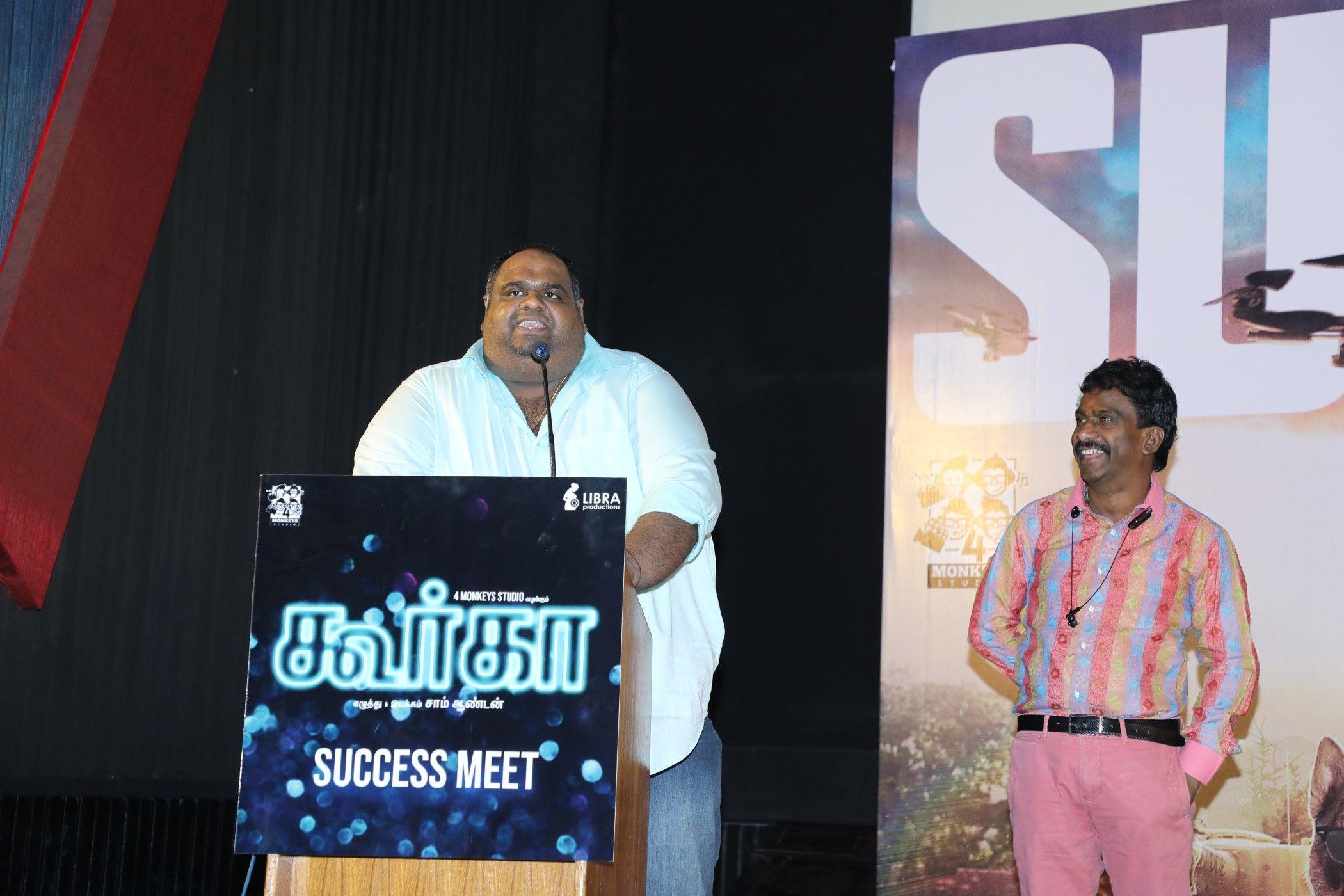 Gurkha Success Meet Tamil Gallery