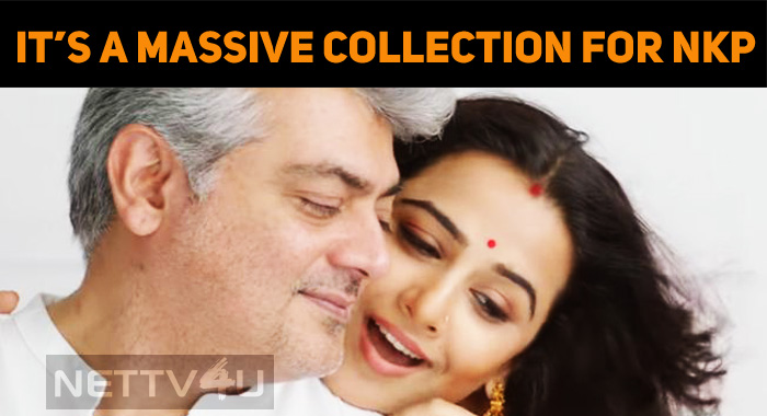 It's A Massive Collection For Nerkonda Paarvai!..