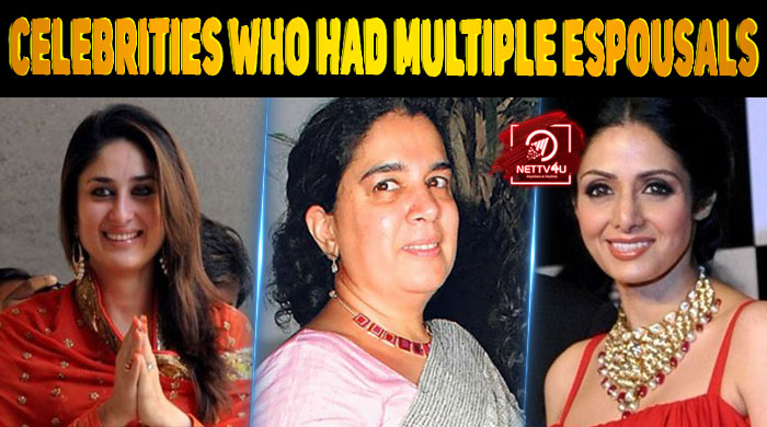Top 10 Bollywood Celebrities Who Had Multiple Espousals