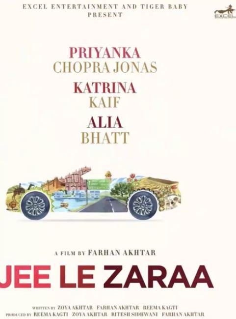 Jee Le Zaraa Movie Review