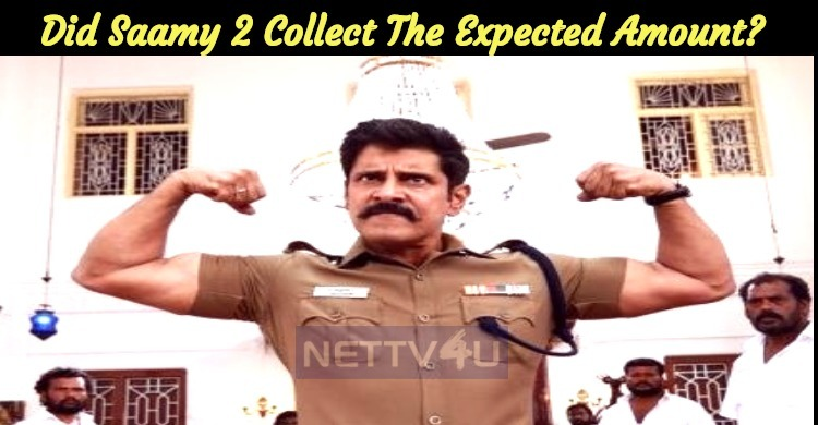 Did Saamy 2 Collect The Expected Amount?