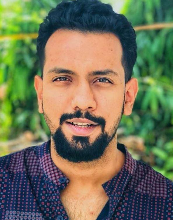 Mitra Gadhvi Hindi Actor