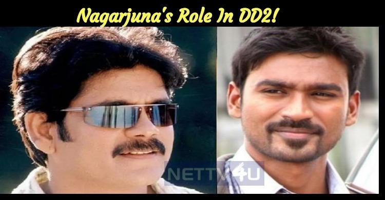Nagarjuna's Role In DD2!