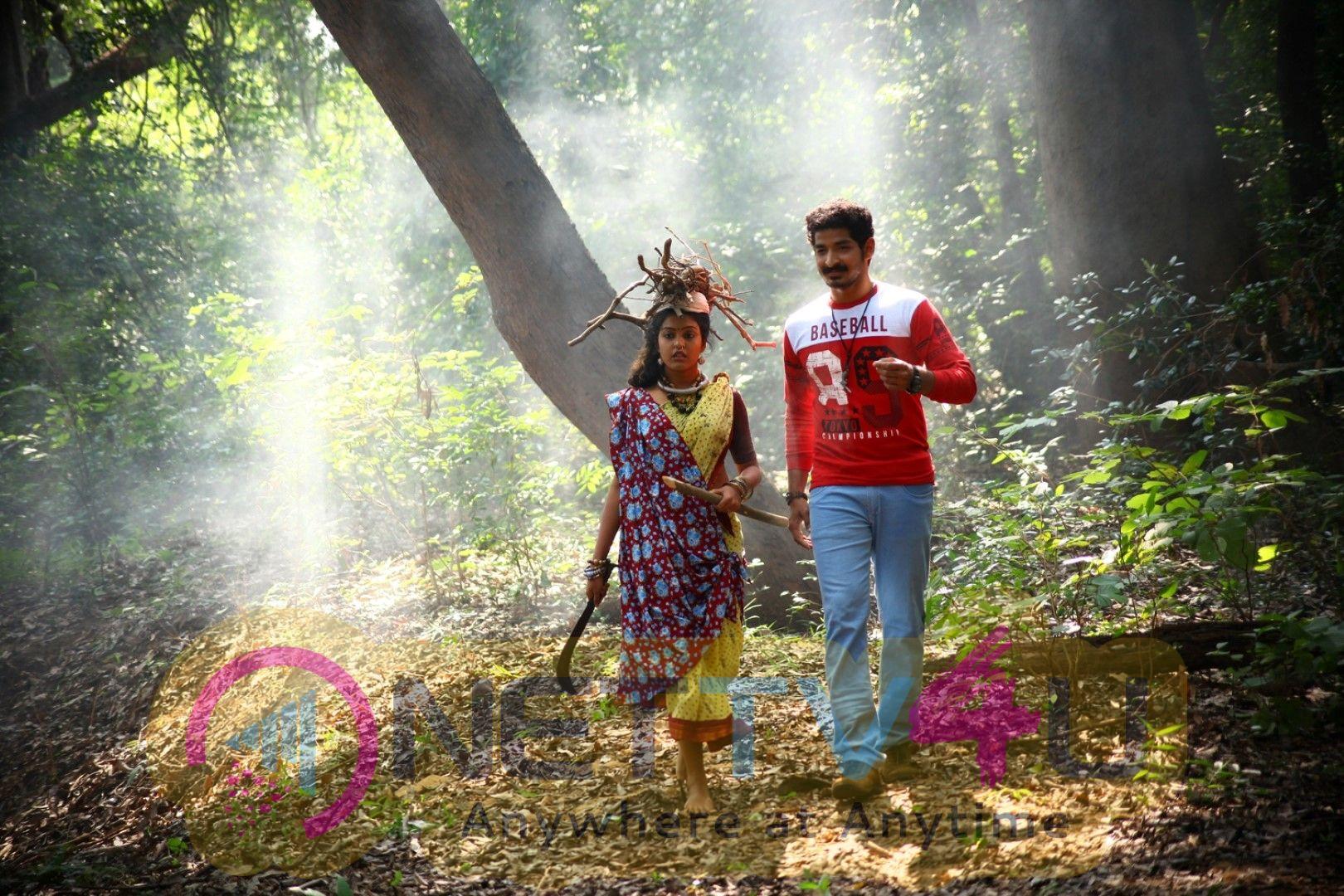 Maragathakkaadu new Tamil  Movie Stills