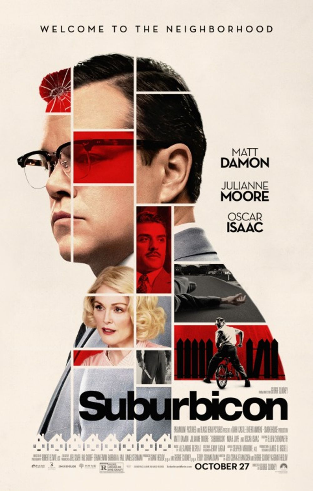 Suburbicon Movie Review Telugu Movie Review