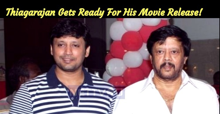 After MeToo Allegation Thiagarajan Gets Ready For His Movie Release!