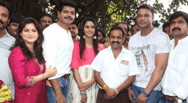 Action Hero Vinod Does Movie Rugged