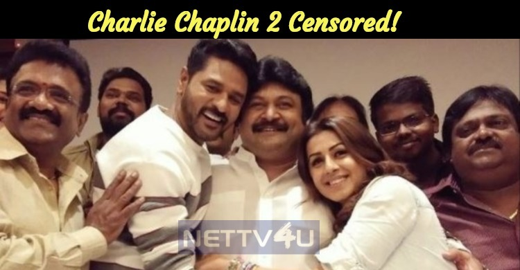 Charlie Chaplin 2 Censored!