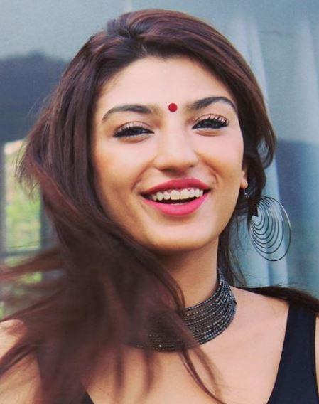 Indrashini Mishra Hindi Actress