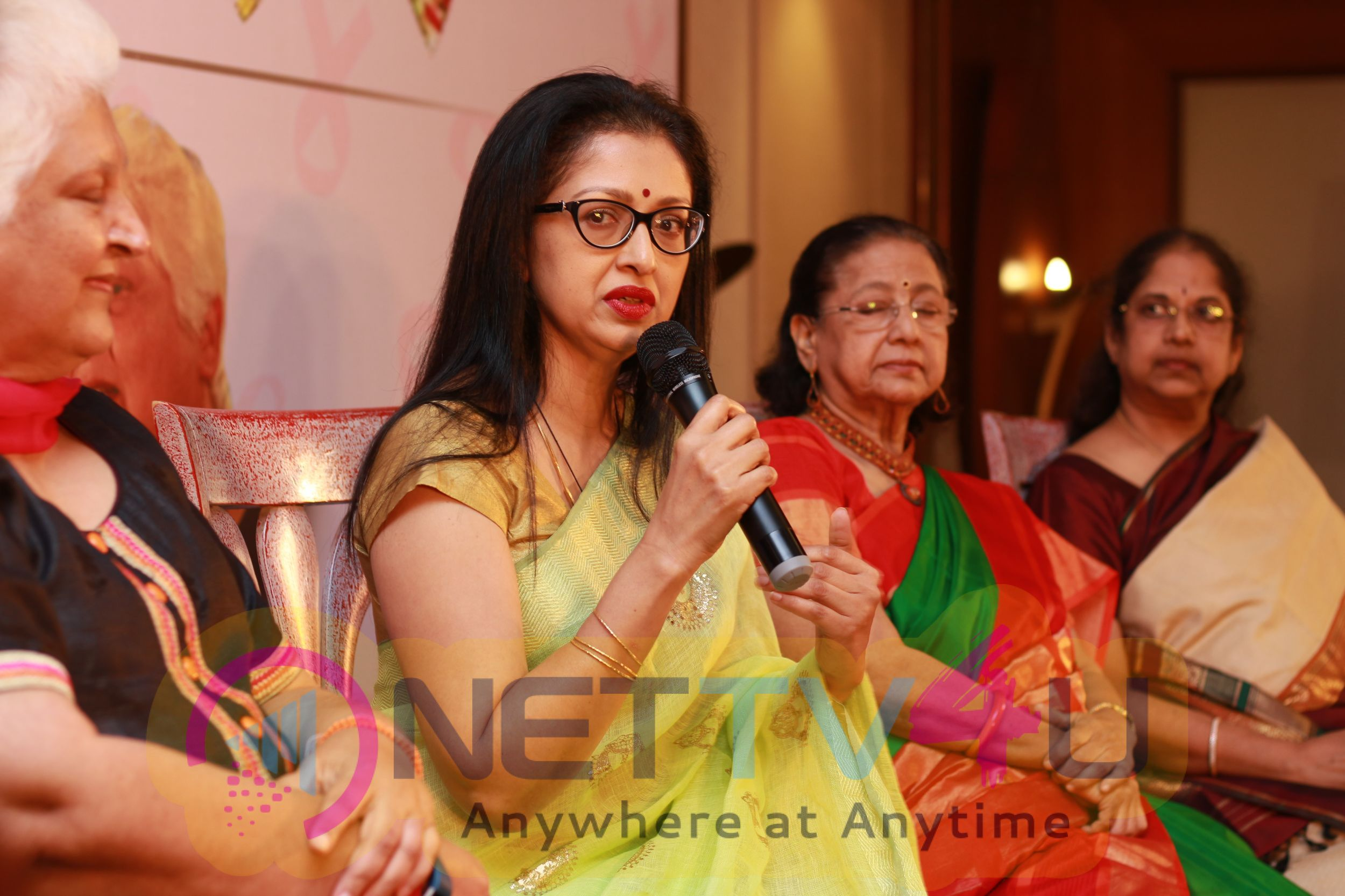 Just Beat It By RCCS - Talk Show On Cancer Awareness Event Images Tamil Gallery