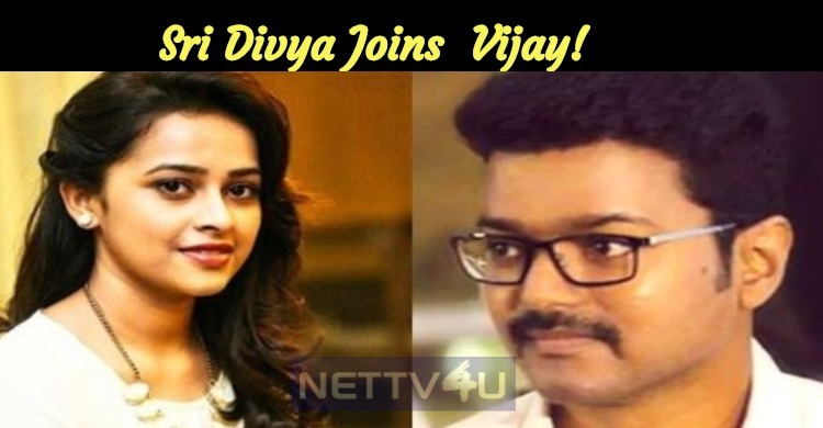 Sivakarthikeyan's Pair Joins Thalapathy Vijay!
