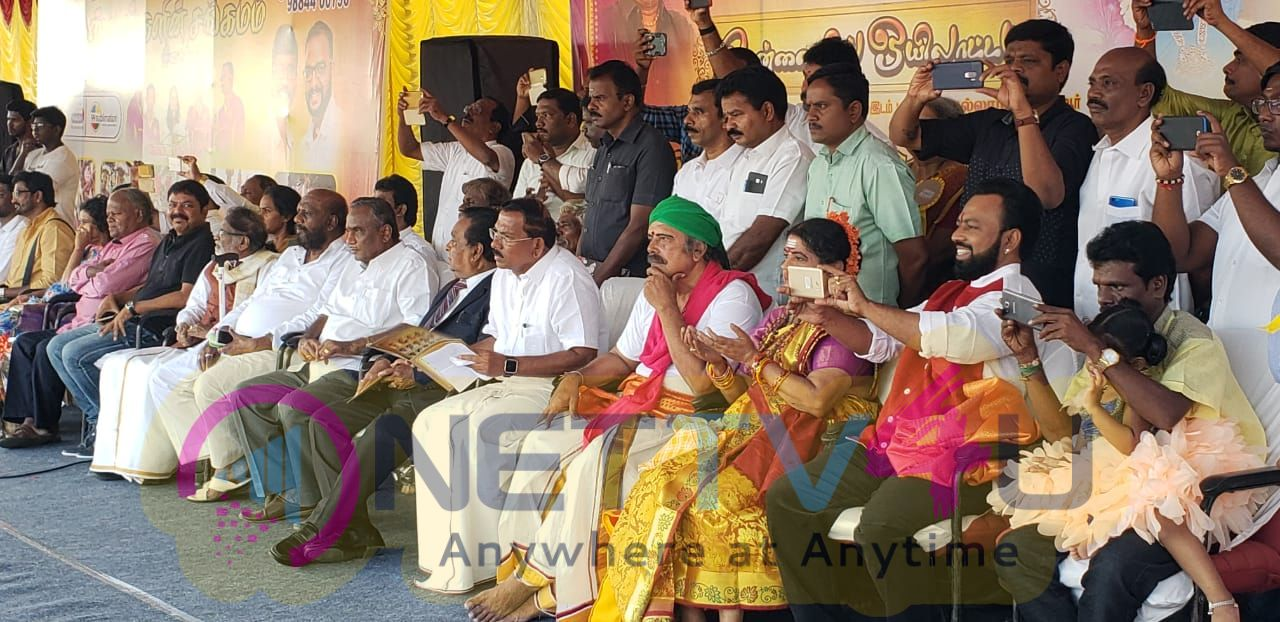 Tamil Traditional Dance Oyilattam Place In Guinness Stills Tamil Gallery