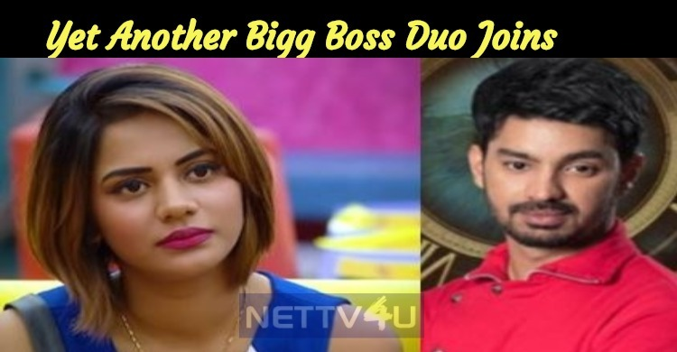 Yet Another Bigg Boss Duo After Harish – Raiza!