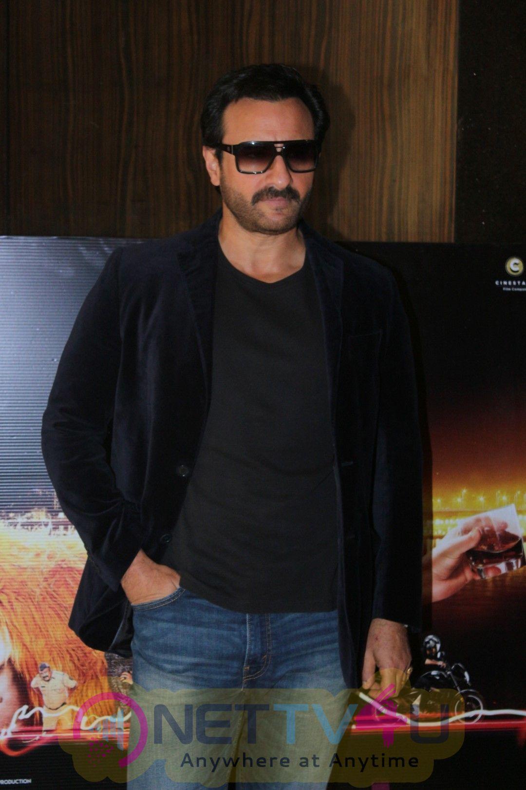 Song Launch Of Film Kaalakaandi With Saif Ali Khan Images