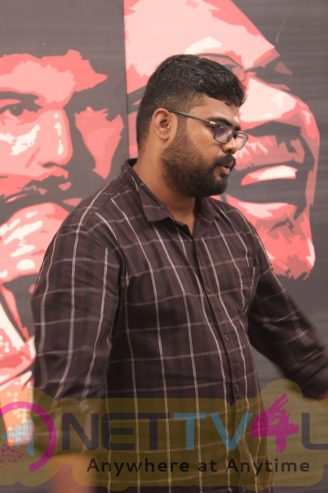 Director Manoj Kumar Exclusive Interview Images
