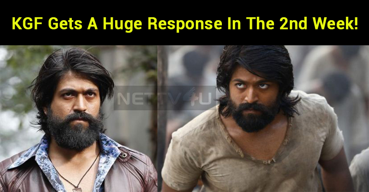 KGF Gets A Huge Response In The Second Week!