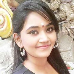 VJ Sharanya Kumar Tamil Actress