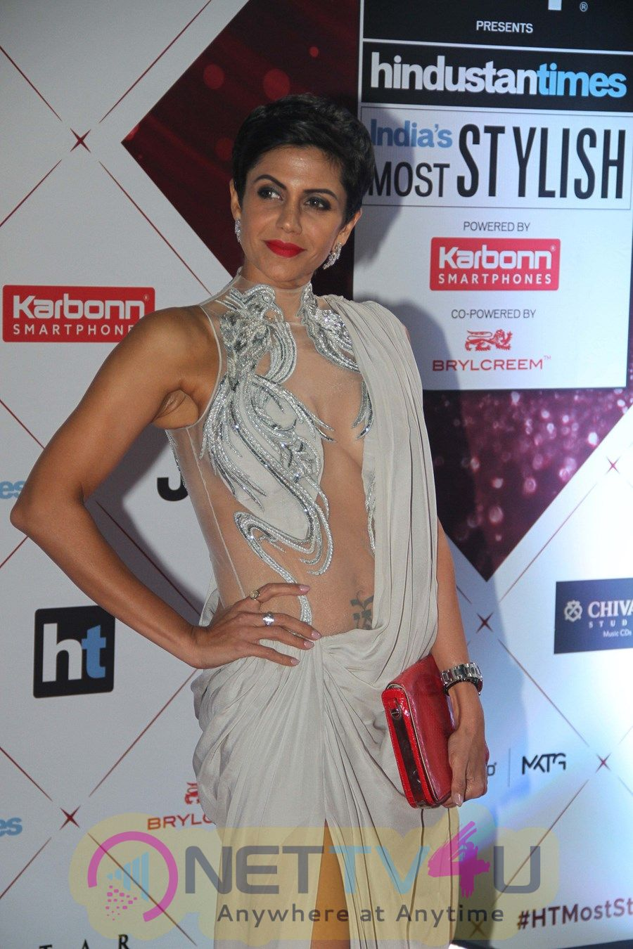 Star Studded Red Carpet Of Ht Most Stylish Awards 2018 Photos