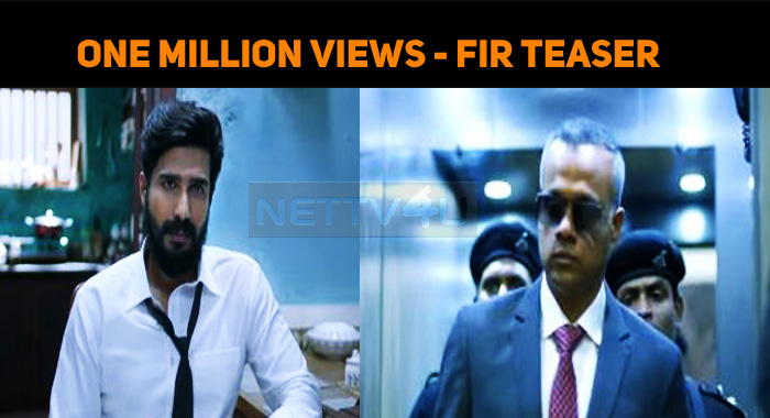 1 Million Views Overnight – FIR Teaser
