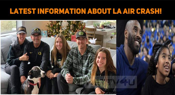 Latest Information About LA Air Crash!