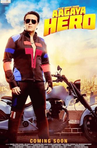Aa Gaya Hero Movie Review