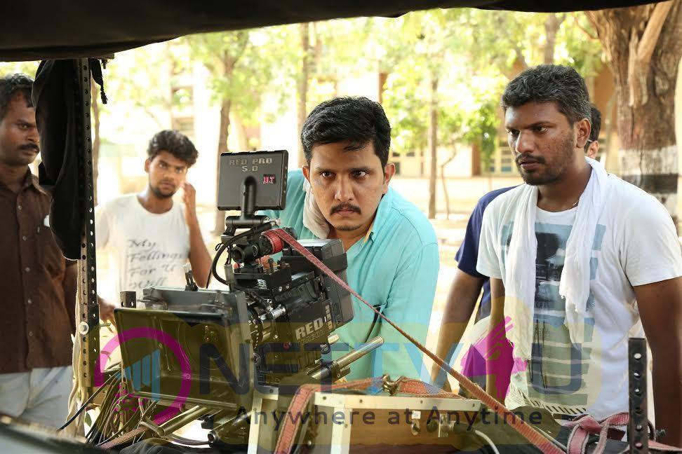Kattappava Kanom Tamil Movie Latest Working Images