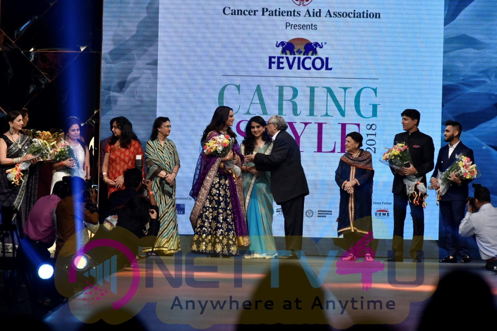 Caring With Style Fashion Show Ends With A Big Bollywood Bang Photos