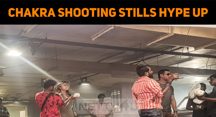 Chakra Shooting Spot Stills Hype Up The Expecta..