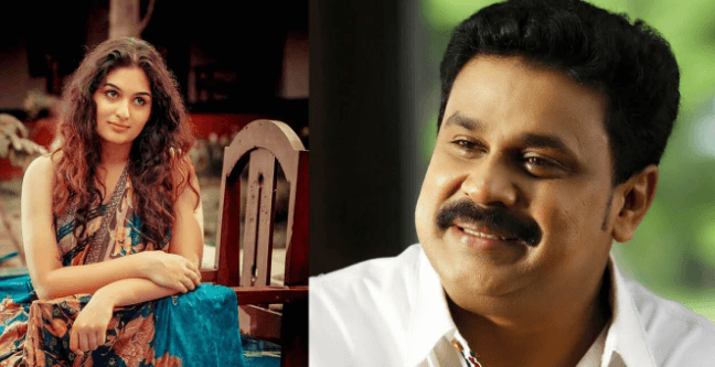 Dileep And Prayaga Martin Pair Up For Movie