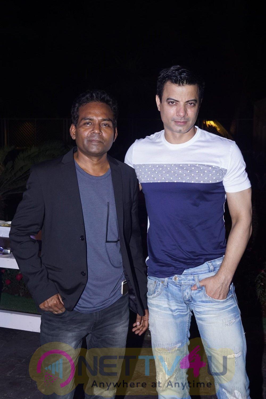 Abhay Deol At Trailer Launch Of Film Nanu Ki Jaanu