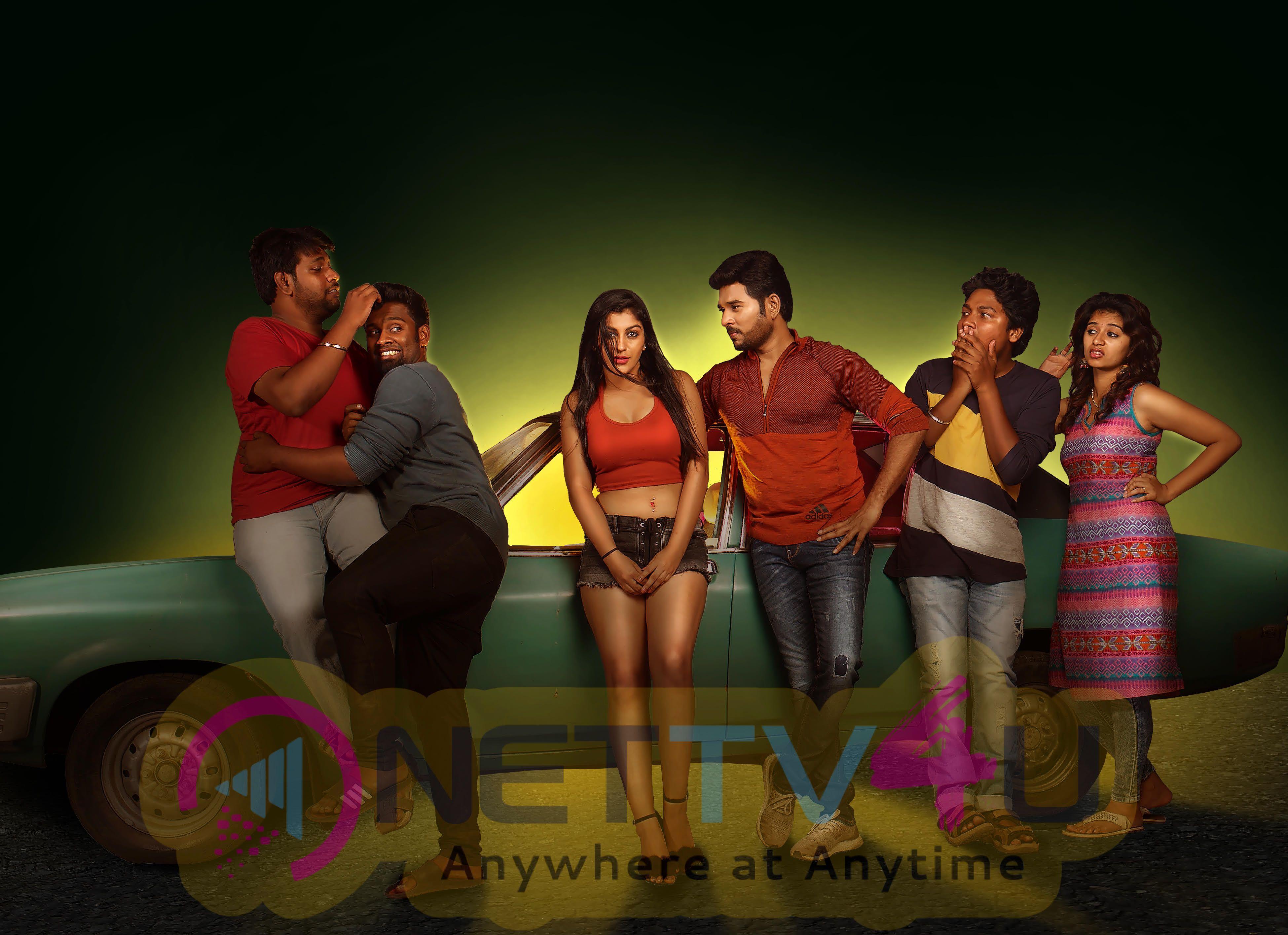 Odavum Mudiyathu Oliyavum Mudiyathu Movie Pics