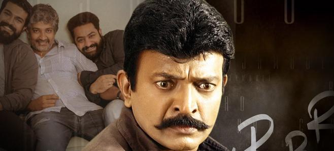 Senior Actor To Turn A Villain In Rajamouli's Movie