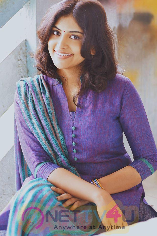 Actress Manjima Mohan delightful Stills Telugu Gallery