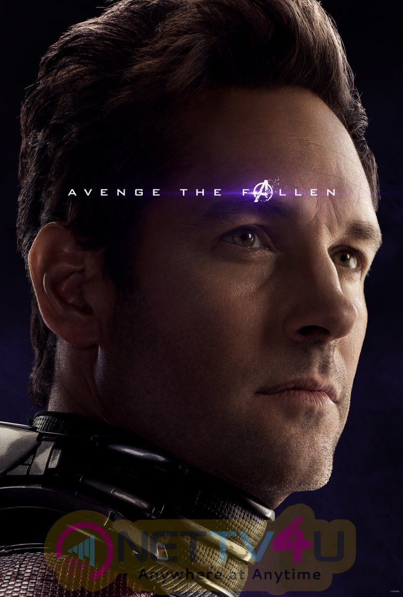 Avengers End Game Super Heroes Posters English Gallery