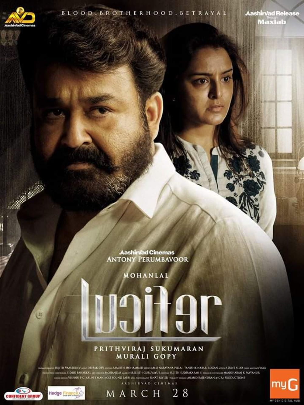 Lucifer Movie Review Malayalam Movie Review