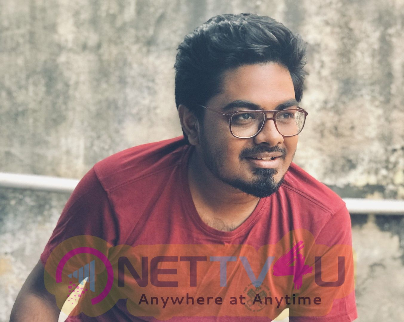 Music Director KS Sundaramurthy Good Looking Images