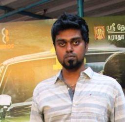 Guhan Senniappan Tamil Actor