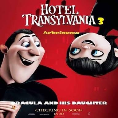 Hotel Transylvania 3 Movie Review English Movie Review