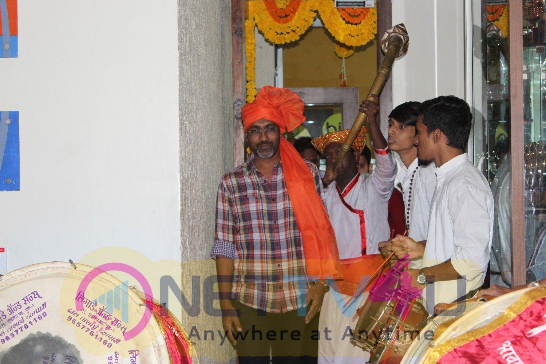 Nagraj Manjule At Maharashtra Icon Award Grand Pics