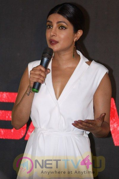 Priyanka Chopra At PC Of Summer Most Awaited Film Baywatch