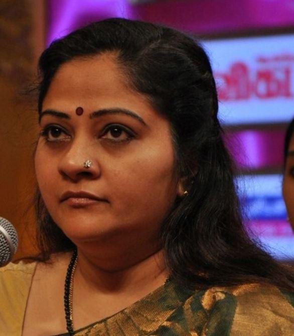 Sowmya Mahadevan Tamil Actress