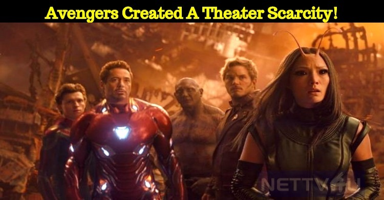 Avengers Created A Theater Scarcity!