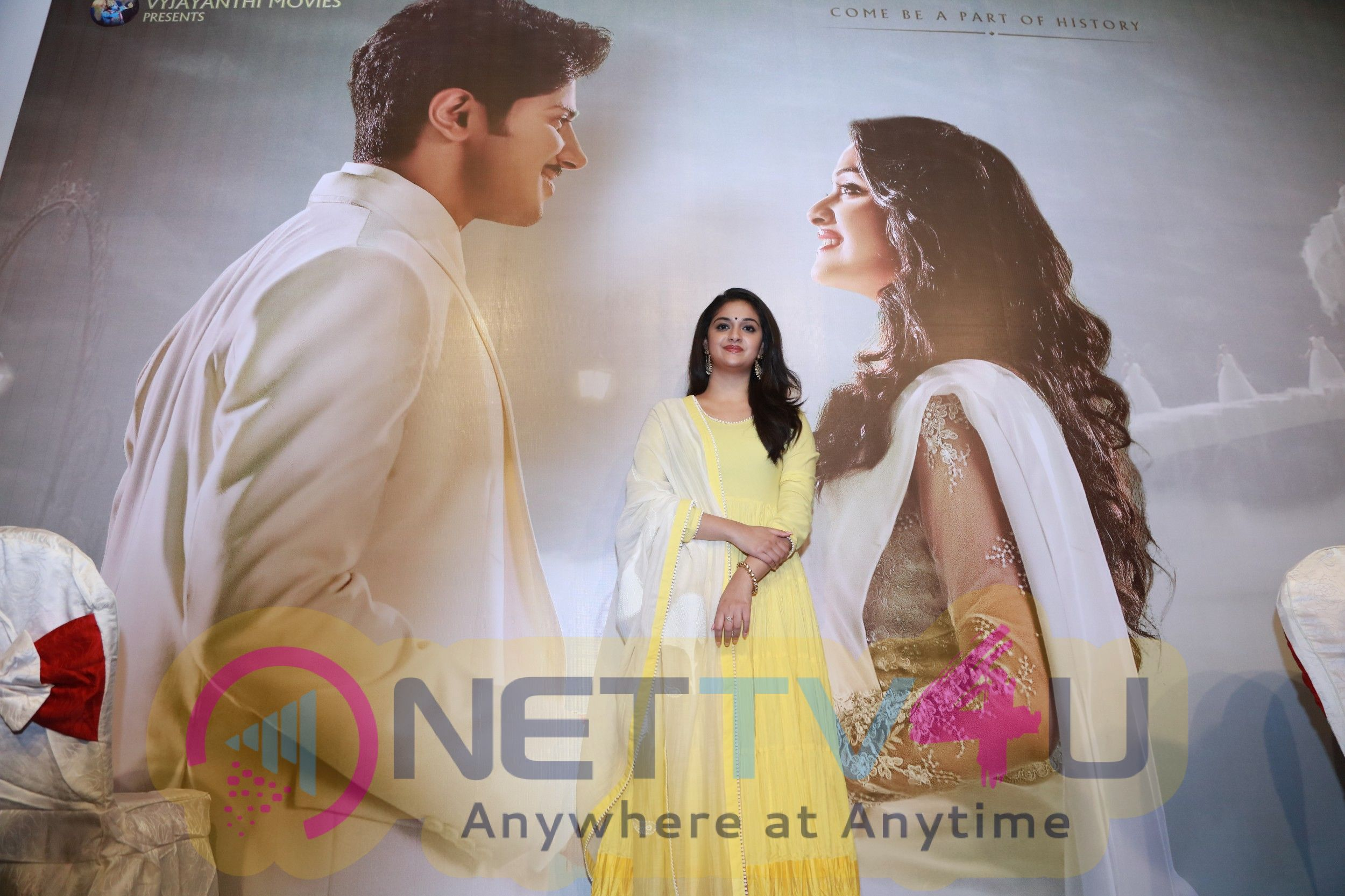 Nadigaiyar Thilagam Movie Press Meet Stills